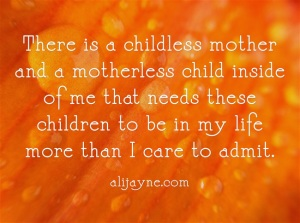 There-is-a-childless